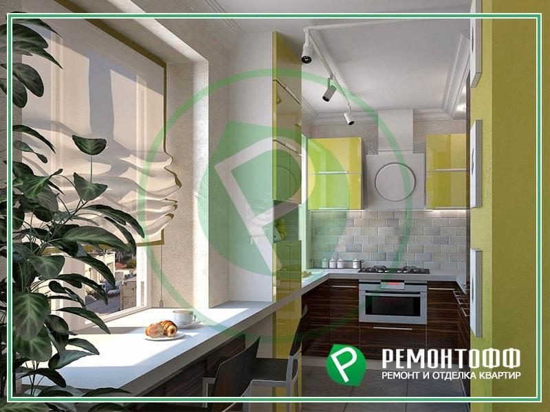 Эко дизайн квартиры